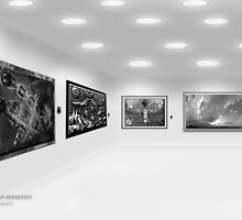 ©DA Walls Expo IA Monochromatic by OmarHernandez