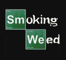 Smoking Weed by phatshirts