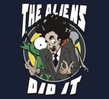 Ancient Aliens - The Aliens Did It by Immortalized