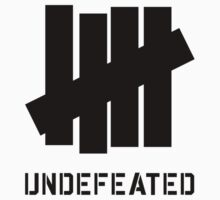 Undefeated Logo 3 by HoodRich