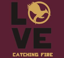 LOVE CATCHING FIRE by SweetDreams13