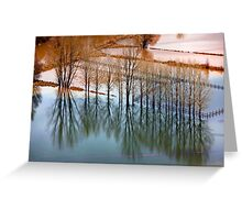 Beautiful disasters Greeting Card