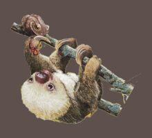 Baby Sloth by AmitArt