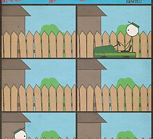"Incredibly Boring Comics!! #3 - ""Mowing the Lawn"" by FinlayMcNevin"