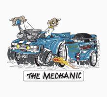 the mechanic 5 by Frank Bondin