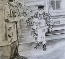 Sovereign Hill Jig by Trudy  Nicholson