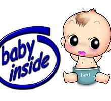 Baby inside by nhk999