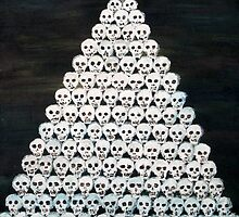 OF SKULLS PYRAMID by lautir
