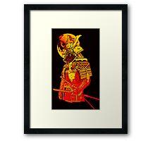 Death Moon Framed Print