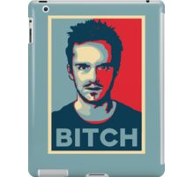 Pinkman, Bitch! iPad Case/Skin