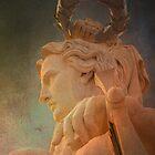 Anjo Génio. Angel Genius. Triumph Arch. by terezadelpilar~ art & architecture