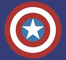 Captain America Weapon by burthefly