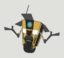 ClapTrap-Bordelands by Ecarg
