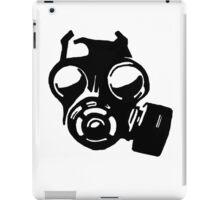 GasMask iPad Case/Skin