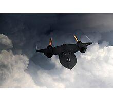 SR-71 Blackbird Photographic Print