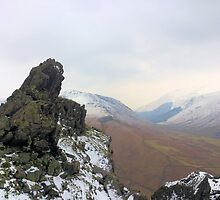 The Howitzer on Helm Crag by Helz