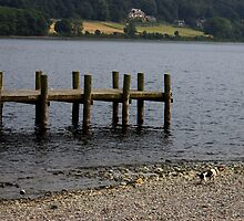 Coniston Water Lake District by liberthine01