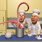 Too Many Cooks New Series -  The Food Strikes Back by Liam Liberty