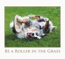 Be A Roller in the Grass by pjphoto181