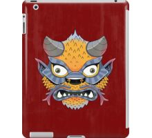 Oni iPad Case/Skin