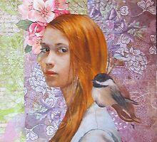 A Girl by Kanchan Mahon