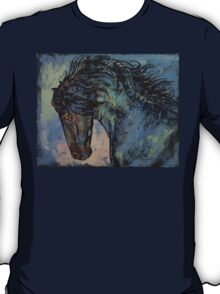 Friesian Stallion T-Shirt
