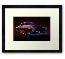 1952 Chevrolet Custom Framed Print