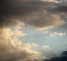Clouds Are Neat No.3 by Allison Patel