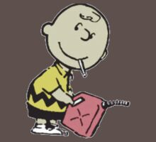 Charlie Brown with Gas Can by chutch252