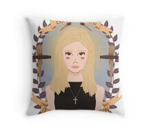 Buffy Summers Throw Pillow