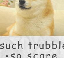 Lost Doge Sticker