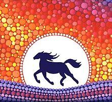 Horse Spirit by Elspeth McLean