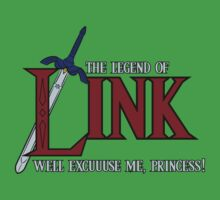 Legend of Link by Stephanie Jayne Whitcomb