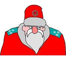 General Santa by boogeyman
