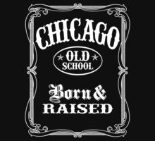 Chicago Old School  by robotface