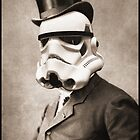 Portrait of a Sir Stormtrooper by KAMonkey