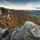 Froggat Edge by James Grant