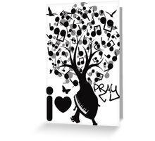 PR(L)AY Greeting Card