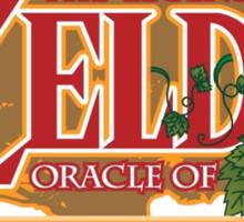 Zelda Oracle of Seasons Sticker