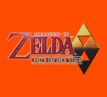 Zelda A Link Between Worlds Kids Clothes