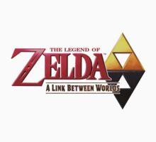 Zelda A Link Between Worlds by Hyruler
