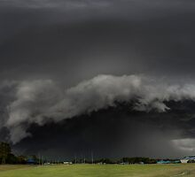 Browns Plains SuperCell by dan  stewart