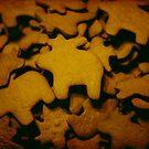 gingerbread by Darta Veismane