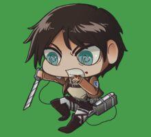 Shingeki no Kyojin - Eren Jaeger Kids Clothes