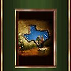 Under Texas Skies ~ Phone Case by Penny Odom