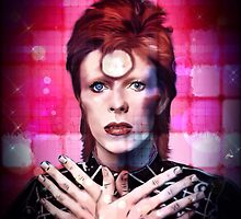 Psychedelic Bowie  by themighty