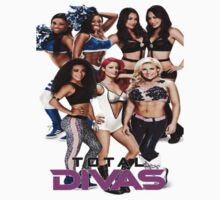 Team Total Divas by Ashleymariewwe