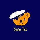 Smartphone Case - Sailor Ted 7 by Mark Podger