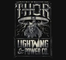 Thor Power Co. by ianleino