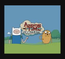 Adventure Time by tconnor55
